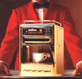 La manutenzione della macchina da caffè espresso /1