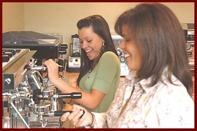 Espresso Academy, il caffè da dentro!