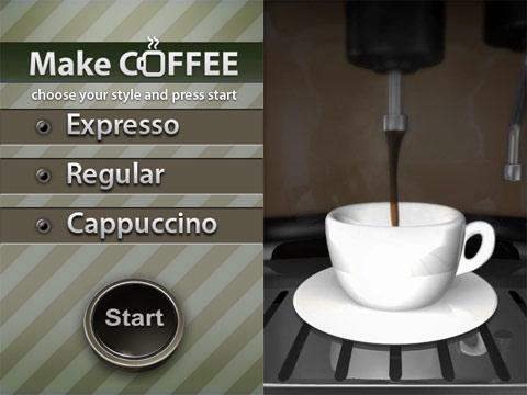 Ti invio un e coffee