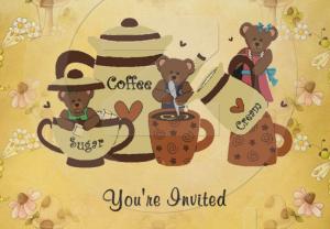 Facciamo un caffè party?
