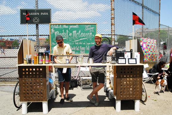 Caffè e biciclette: un nuovo trend o un fenomeno sociale?