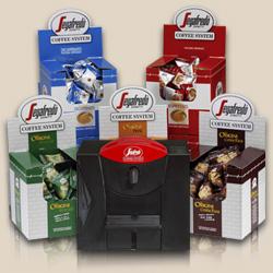 Macchine da caffè: Segafredo Coffee System, la nuovissima MZ