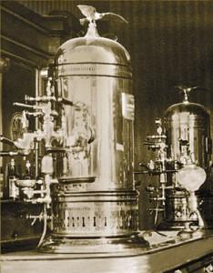 110 anni di caffè espresso